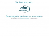 aimelectronic.es