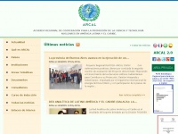 arcal-lac.org