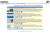 Faststone.org - FastStone Image Viewer, Screen Capture, Photo Resizer ...