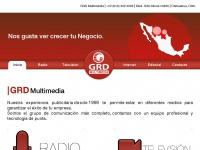 Grdmultimedia.com.mx - GRD Multimedia