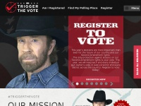 Triggerthevote.org - Home - Trigger the Vote