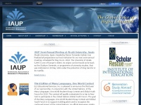 Iaup.org - IAUP - International Association of University Presidents