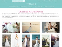 Topbridal.co.nz - UP To 40-50% OFF - Cheap Wedding Dresses Online NZ By TOPbridal