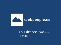 Webpeople.es - Web People | Creative Web Design and Web Based Software