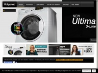 Hotpoint.ie - Hotpoint: Purchase Quality Home & Kitchen Appliances Online