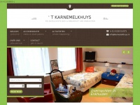 Karnemelkhuys.nl - Bed and Breakfast 'T Karnemelkhuys