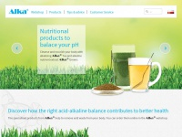 Alkavitae.pl - Alka® Alkaline products to balance your pH