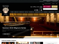 Wigmore-hall.org.uk - Home