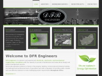 Dfreng.co.za - DFR Engineers - Electronic, Electrical and Mechanical Engineers - Mechanical Engineers | Energy Engineers | Project Planning | Electrical Engineering