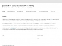 Journalofcomputationalcreativity.cc - Journal of Computational Creativity | The official publication of the Association for Computational Creativity (ACC)