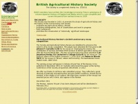 Bahs.org.uk - British Agricultural History Society - for the study of rural history, countryside history and landscape history