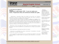 MADRID ENGLISH SCHOOL