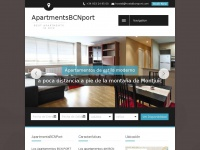 apartmentsbcnport.com