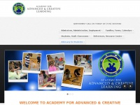 Academyacl.org - Academy for Advanced and Creative Learning - Guiding Gifted Learners in the Pikes Peak Region