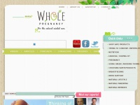 Wholepregnancy.org - Natural remedies for healthy Pregnancy | What to Eat when Pregnant