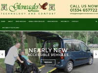 Gleneaglesconversions.co.uk - Wheelchair Accessible Vehicles Scotland - Gleneagles Conversions