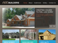 A2ebuilders.com - A2E Builders – Quality Custom Homes in Upstate South Carolina | A2E Builders builds Custom Homes, Remodels, and Additions in the South Carolina Upstate.  New Homes in the Greenvile, Greer, Spartanburg,  Taylors, and Anderson,  ..