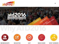 Atdconference.org - ATD International Conference & Exposition 2017  - May 21-24, 2017 - Atlanta