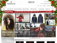 Moncler.org.uk - Cheap Moncler Jackets, Coats and Vests Sale, Free Shipping - Official Site!