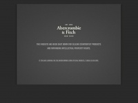 Abercrombieandfitchs.com - ABERCROMBIE & FITCH | THIS WEBSITE HAS BEEN SHUT DOWN FOR SELLING COUNTERFEIT PRODUCTS AND INFRINGING INTELLECTUAL PROPERTY RIGHTS