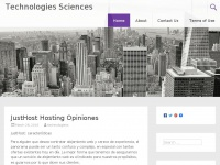 technologies-sciences.com