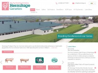 Hermitagegenetics.ie - Hermitage Genetics | Breeding Excellence is in Our Genes