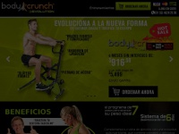 bodycrunch.com.mx Thumbnail