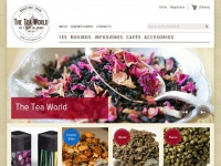 Theteaworld.es - The Tea World