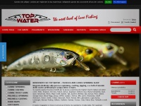 Topwater.it - Spinning shop - TOP WATER - Tackles and Lures