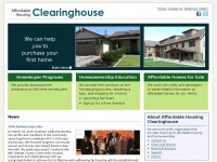 Affordable-housing.org - Affordable Housing Clearinghouse   Orange County, CA