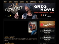 THE GUITARFEST ® The Official Guitar Festival, Booking & Management