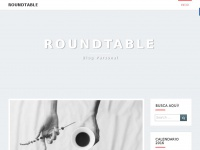 Roundtable.name - Roundtable | Blog personal