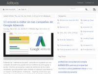 gestion-adwords.org Thumbnail