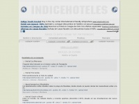 indicehoteles.com