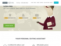 Essayeditors.org - Looking for College Essay Editor? Hire One at Our Professional Writer Service