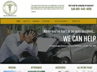 Accidentcare.info - Server Home Page