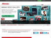 Mymimaki.fr - All Mimaki contests, news, video gallery and more!