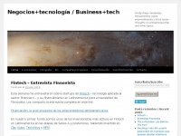 Negocios+tecnología / Business+tech | Por/by Diego Serebrisky: Pensamientos sobre emprendimiento y otros temas – Thoughts on entrepreneurship and other topics