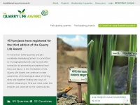 Quarrylifeaward.ee - 454 projects have registered for the third edition of the Quarry Life Award | Quarry Life Award