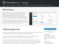 Fr.wordpress.org - Français — WordPress