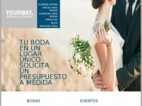 yourwaybodasyeventos.com