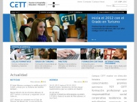 Cett.es - CETT Barcelona School of Tourism, Hospitality and Gastronomy | CETT-UB