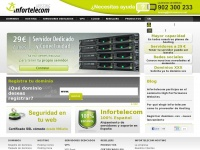 Cloud Services: VPS, Servidores, Hosting y Dominios | INFORTELECOM