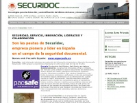 securidoc.es