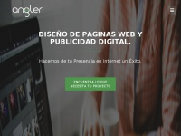 Angler.mx - Diseño de Páginas Web y Estrategias de Marketing digital en Cuernavaca Morelos. - Angler
