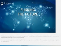 F-initiatives.uk - F. Initiatives: financing Research and Development (R&D) activities