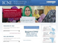 Icnl.org - The International Center for Not-for-Profit Law (ICNL)