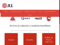 jllvaluations.com.mx Thumbnail