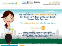 Topcashoffer.co.uk - TopCashOffer | Sell Your House Quickly For The Best Price