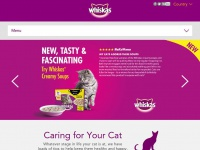 Whiskas.co.uk - Cat food and care | WHISKAS® UK
